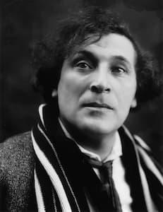 Marc Chagall, c.1920 by Pierre Choumoff