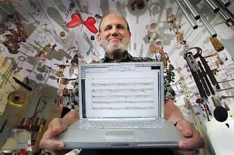 David Cope's Recombinant music composition algorithm