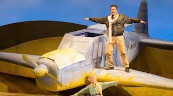 Joshua Hopkins - The Little Prince with Andy Jones. Houston Grand Opera, 2015