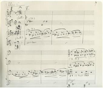 2-piano arrangement of Mars