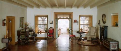 Thorne: California Living Room, 1850-1875, ca. 1940 (Art Institute of Chicago)