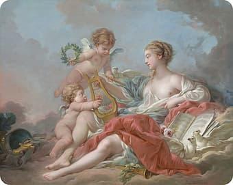 Francois Boucher: Allegory of Music