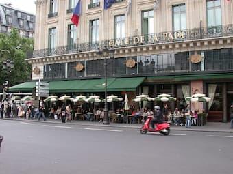 Café de la Paix, France