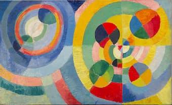 Delaunay: Circular Forms