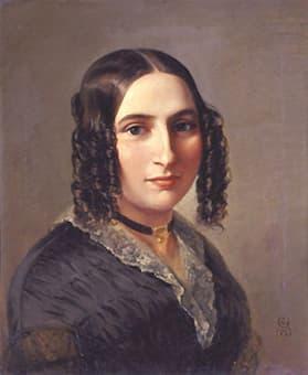 Fanny Mendelssohn-Hensel, 1842