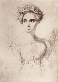 Fanny Mendelssohn-Hensel, 1829