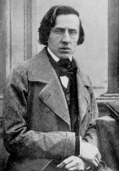 Bisson: Chopin (ca. 1849)