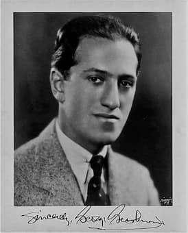 George Gershwin, 1935