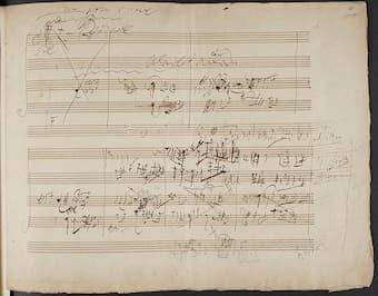 Beethoven: Sketches for the String Quartet Op. 131