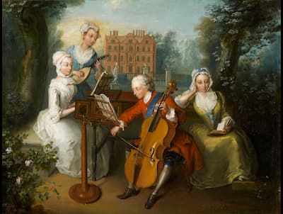 Music In View: The National Portrait Gallery – London