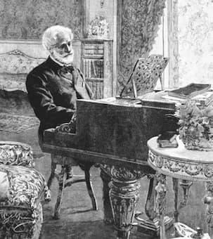 Verdi at age 86