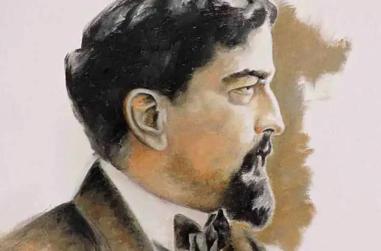 Quiz: the Life, Inspirations and Music of Debussy