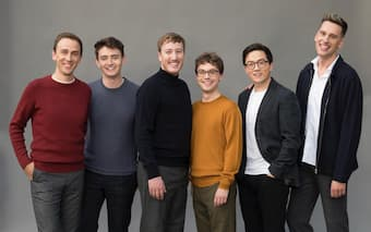 The King's Singers (2019)
