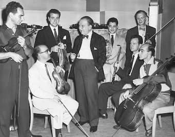 János Starker, Fritz Reiner and new musicians