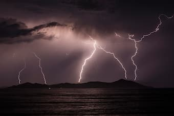 Summer and thunderstorms in Vivaldi's Four Seasons