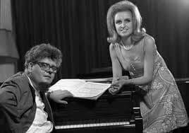 John and Brenda Ogdon