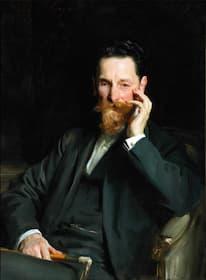 John Singer Sargent: Joseph Pulitzer (1905)