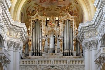 St. Florian Monastery Bruckner Organ