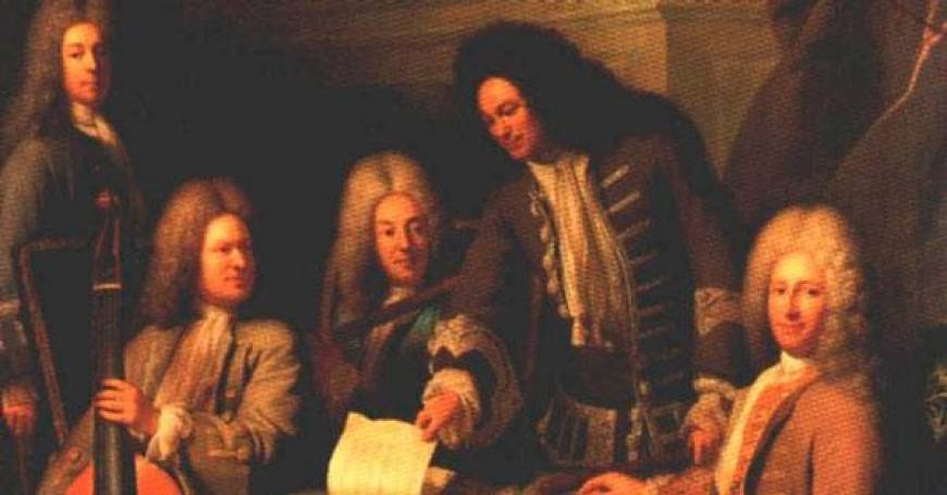 Baroque Composers <br></noscript><img class=